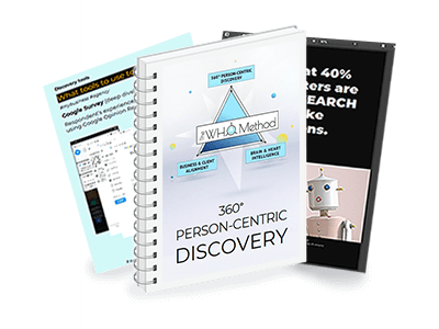 Download Free eBook - 360 Person-Centric Discovery